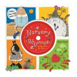Books for Ages 0 to 1 - Nursery Rhymes Collection by Kate Toms