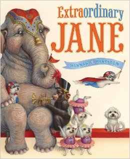 Books for Ages 3 to 4 - Extraordinary Jane by Hannah E. Harrison