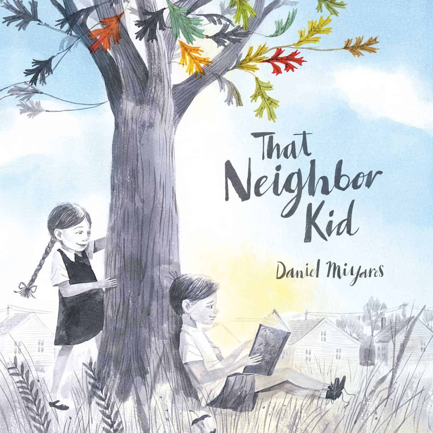That Neighbor Kid Daniel Miyares