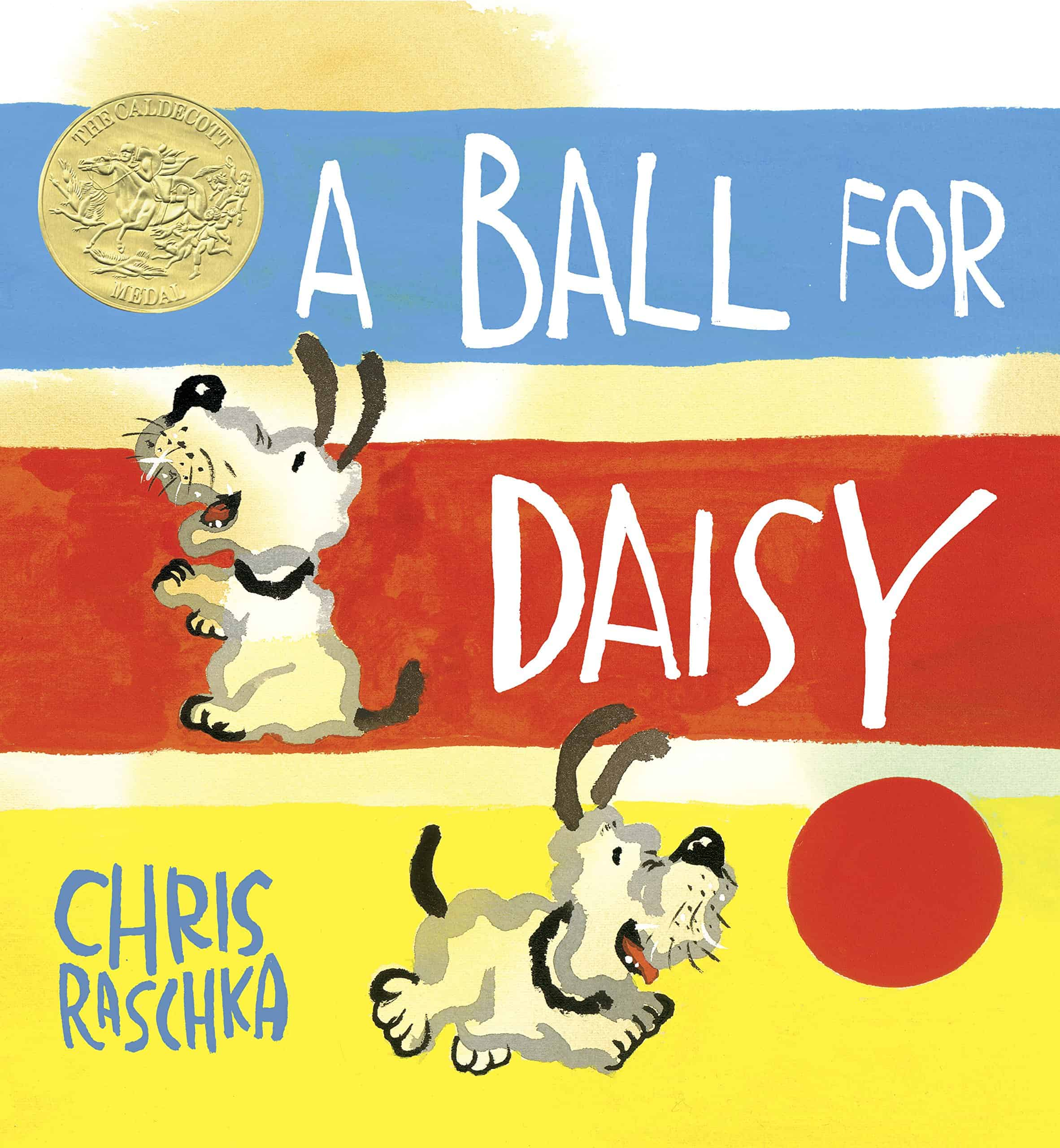 A Ball for Daisy Chris Raschka