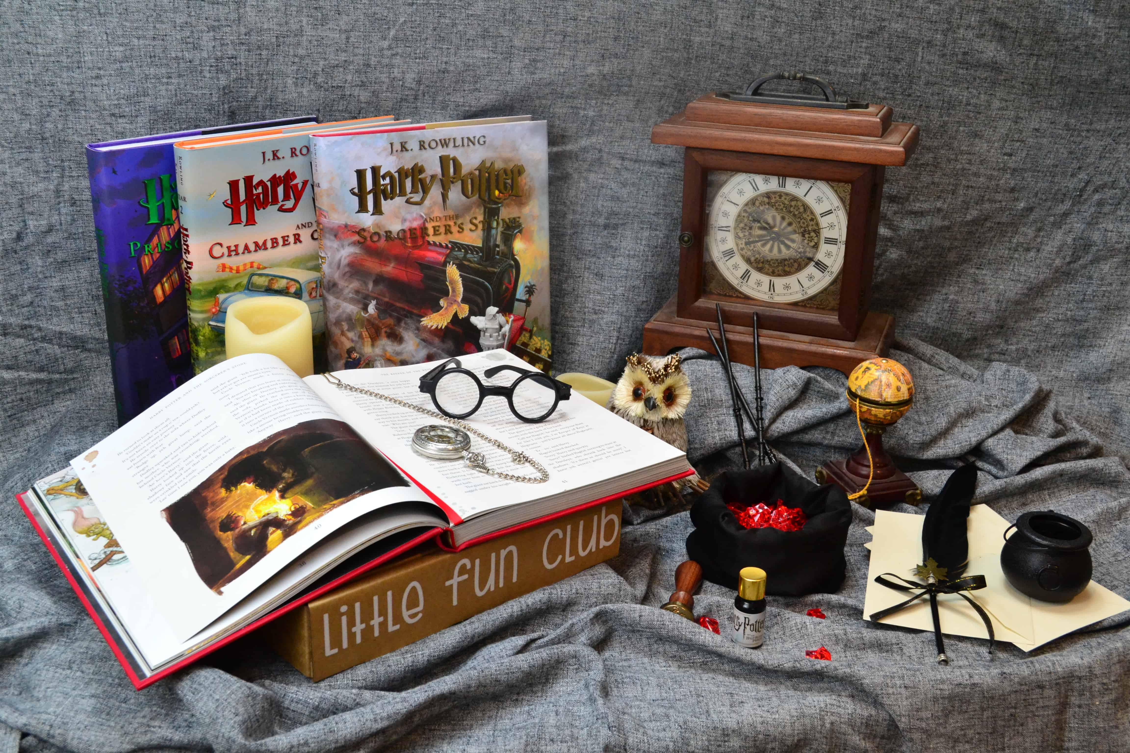 Harry Potter box