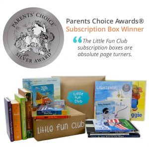 Children's Book Subscription Service – One Task Off Your Long List!