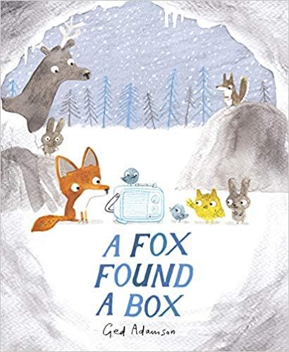 A Fox Found a Box Little Fun Club