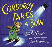 Corduroy Takes A Bow by Viola Davis