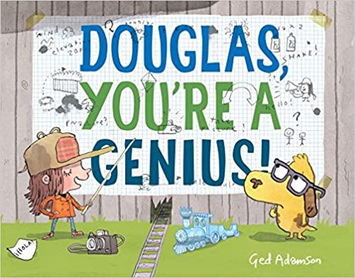 Douglas Youre a Genius Little Fun Club