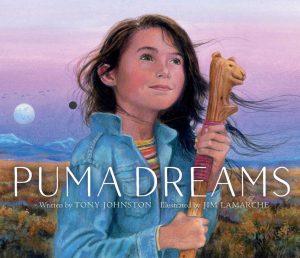 Little Fun Club Book of the month Puma Dreams
