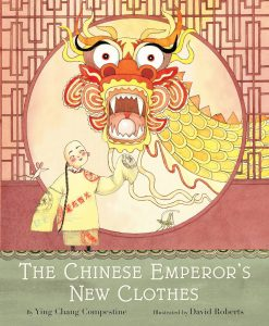 Little Fun Club Book of the month the Chinese Emperor's New Clothes
