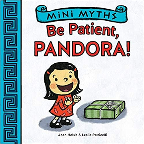 Be Patient Pandora Little Fun Club